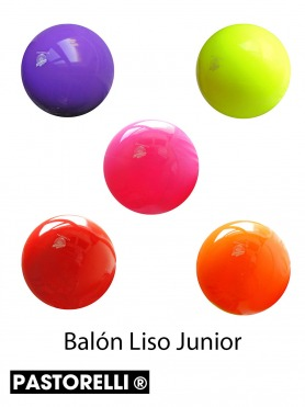 BALON LISO JUNIOR PASTORELLI